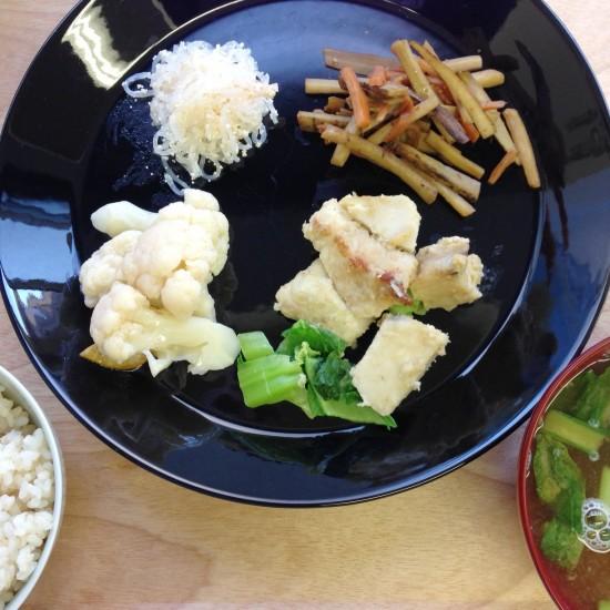 【クラシコムの社員食堂】野菜が充実している季節となりました。