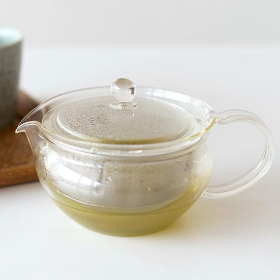 【新商品】美味しいお茶を淹れるためのモダンな急須。