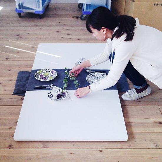 【編集後記】「パラティッシのある食卓、3つの風景」の制作裏話