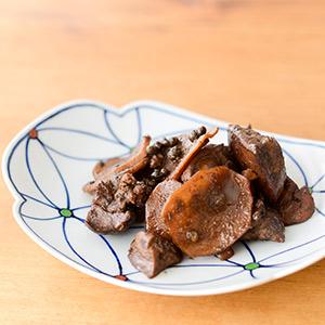 【特集 ぽかぽか生姜レシピ】第2話:ごはんがすすむ!レバーと生姜の佃煮風。