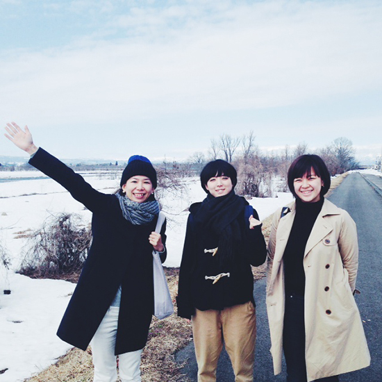 【バイヤーのコラム】益子と会津へ出張に行ってきました!