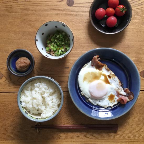 【スタッフコラム】朝ごはんのマイルール。それは、実家での暮らし方が影響しているのかも?