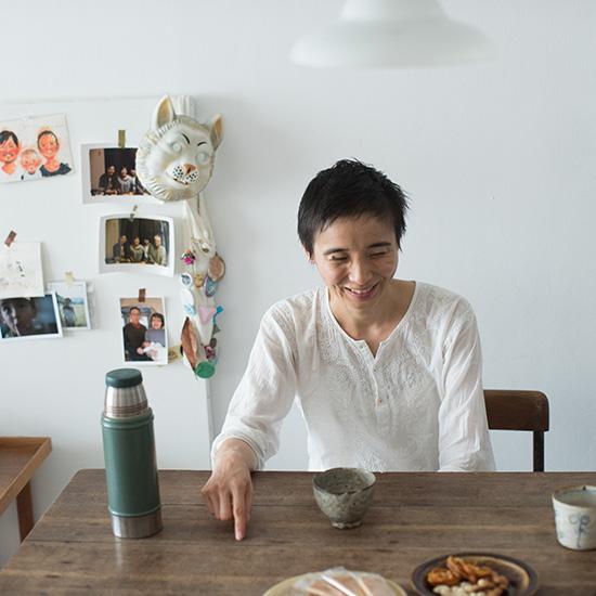 【コンディションづくり】写真家 馬場わかなさん編 第2話:毎日の食卓を整える。