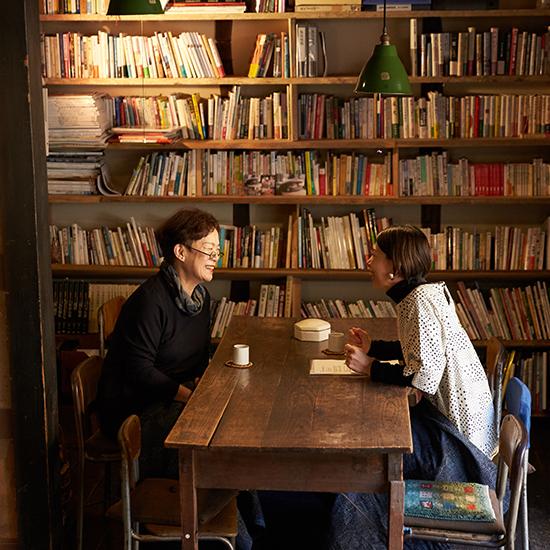 【BRAND NOTE・群言堂編】第3話:今いる自分の「場」を楽しむには?松場登美さんに店長佐藤が聞きました。