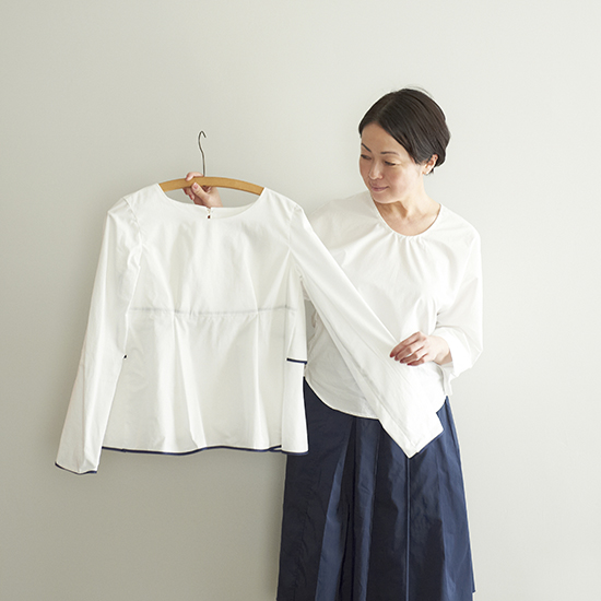 【BRAND NOTE・花王アタック】前編:伊藤まさこさん&鍵山奈美さんに聞いた、白いシャツのある暮らし