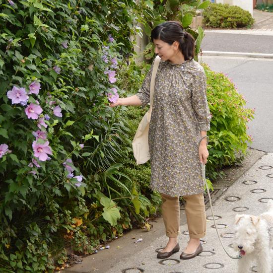 特集|フィットする暮らしのつくり方vol.03 平井かずみさん編 第1話『花のある暮らしの景色 その1』