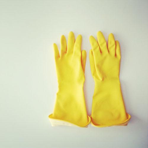 【Buyer's Voice・新商品】頼りがいのあるゴム手袋。
