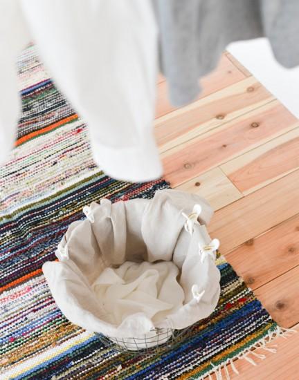 家しごと特集|かわいく、かしこくお洗濯ライフ その1:洗う・干す編