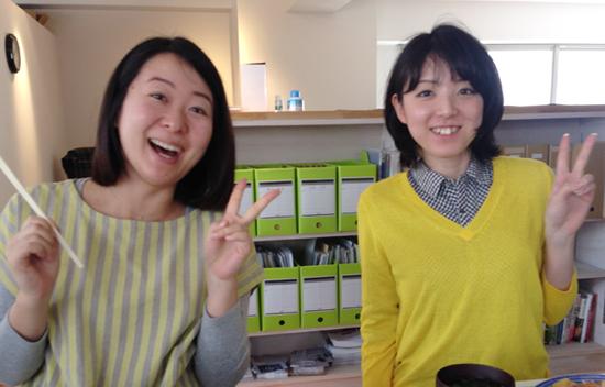 【クラシコムの社員食堂】社内は春爛漫!
