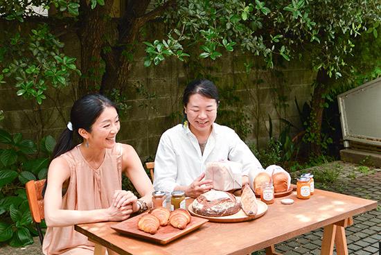 特集 ブレッドジャーナリスト清水さんに教わる、ジャムとパンのおいしい関係。1話目