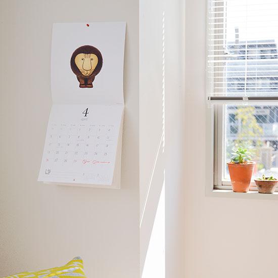 【再入荷】リサ・ラーソンの壁掛けカレンダーが再入荷しました!