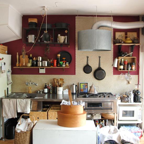 特集│フィットする暮らしのつくり方vol.02 -石井佳苗さん編 第1話『自分らしいキッチンをつくる』