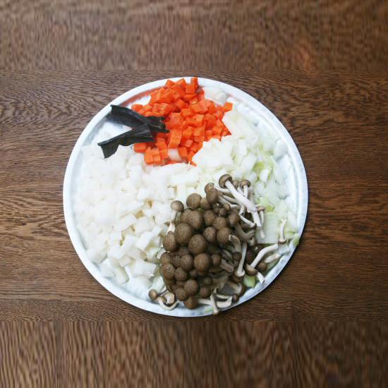 【朝ごはん特集|冬のホッと朝スープ】第4話:スープストックをつくろう