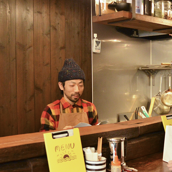 【Journal レポート】東京・西永福、ウミネコカレーさんに行ってきました!