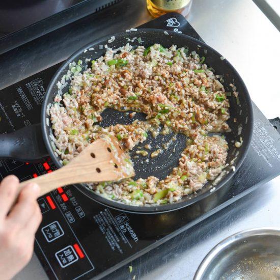 【料理家さんの定番レシピ】基本のかんたん常備菜、肉味噌。