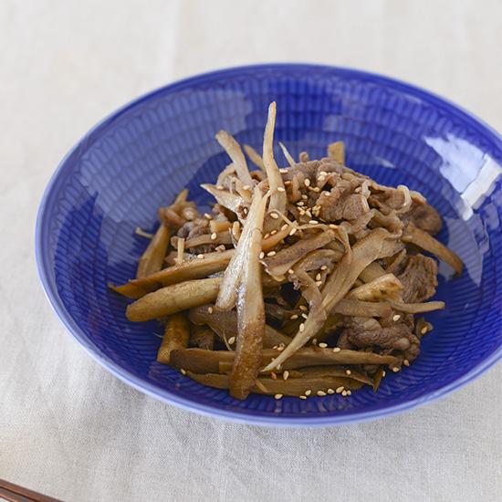 【料理家さんの定番レシピ】基本のかんたん常備菜、牛肉のしぐれ煮。