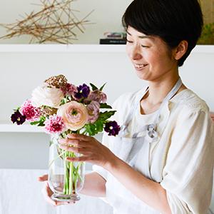 【特集|お花と上手に暮らすコツ】第1回:まず知っておきたいお花の基本その1。