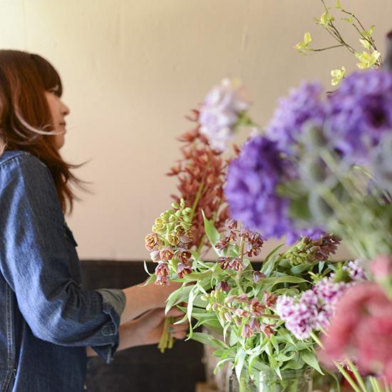 【特集|socukaの花しごと】第2話:一人で仕事をするという選択と、お店を持ってみて思うこと。