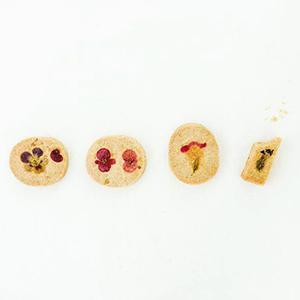 【かわいいお菓子】お花屋さんがつくる、ハナサブレ。