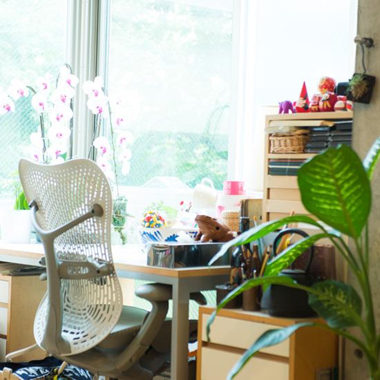【はたらきかたシリーズ】デザイナーで2児の母・田中千絵さん 第2話:アイデアが生まれる、道具と暮らし