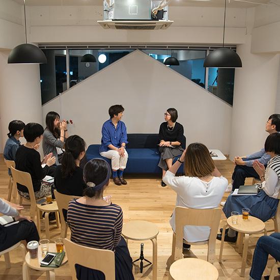 【編集者のおへそ】前編:一田憲子さんに、企画や文章のことを聞いてみよう。