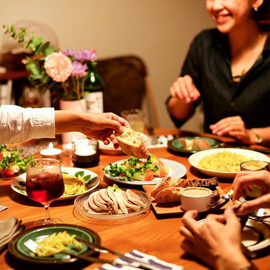 【金曜の夜ふかし】第2夜:おうちがバルに♪簡単に作れるカクテル&おつまみレシピ