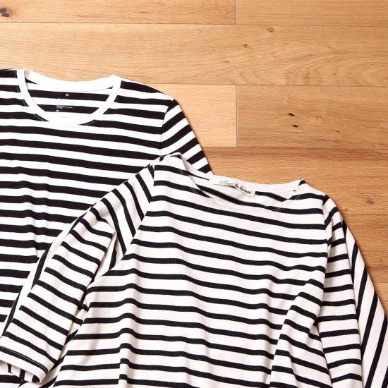 【着まわし上手になれるコツ】第2話:ついつい増えるボーダーの服、洗練された使い方を学ぼう