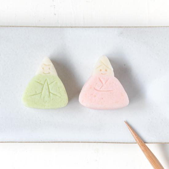 【はじめての和菓子】お芋でつくる、ひな祭りのおやつレシピ。