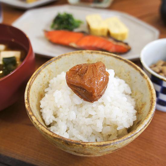 【朝の過ごしかた】朝炊きのあったかいご飯が、家族の元気の源。(山崎瑞弥さん)