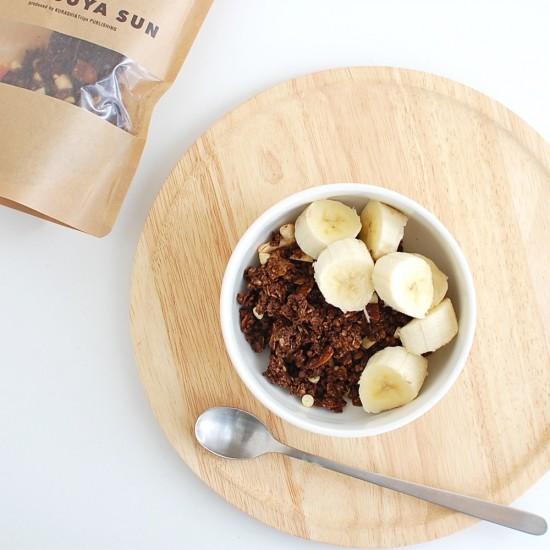 【ココアグラノーラ再販】ミルクをかけて朝ごはんにオススメです!