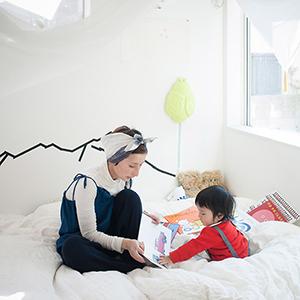 【インテリア特集】第2話:「IKEA」のカーテンで作る、天蓋付きのベッドルーム(よしいちひろさん)