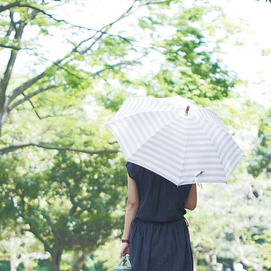 【スタッフの愛用品】かれこれ10年余り。やっと出会えた私の日傘。