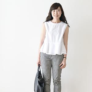 【着用レビュー】 カジュアルからフォーマルまで◎!manonのノースリーブシャツを私服で着回してみました。