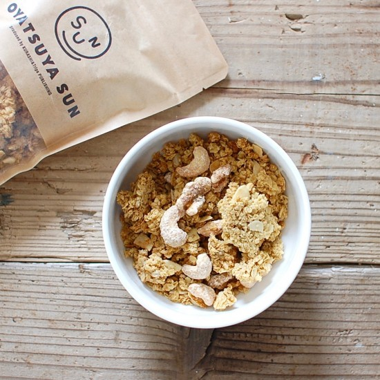 【メープルナッツグラノーラ再販】おいしさのヒミツは「素材」へのこだわり。じっくり丁寧に作られた、菜種油のこと。