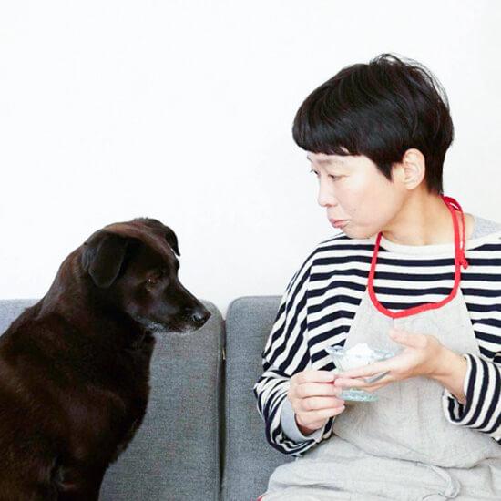 【我が家のイヌとネコ】第13話:なかしましほさんとハル。たのしいときも悲しいときも静かに側にいてくれるパートナー。