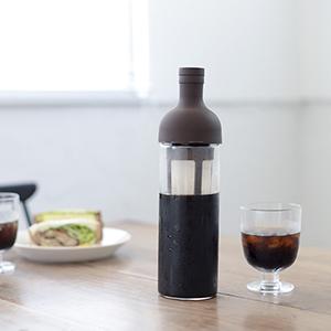 【スタッフのアイデア帖】水出しコーヒーから、ガラスの器まで。夏といえば…なテーブルアイテム