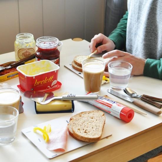 【ノルウェー日記】ついつい食べ過ぎてしまう、ノルウェーの朝ごはん。