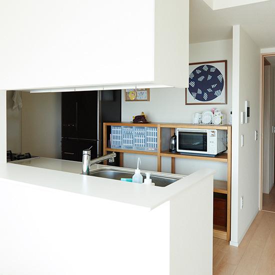 【キッチンのすっきり収納術】第4話:使いやすいきれいなキッチンを保つ秘訣。4つのポイント紹介。