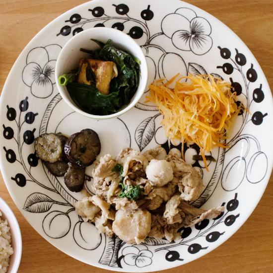 【クラシコムの社員食堂】十五夜「芋名月」の社食はお芋料理!