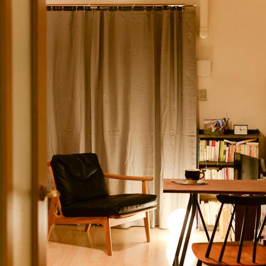 【スタッフコラム】悩みに悩んだカーテン選び、、、IKEAのカーテンで丈直しにチャレンジしました!