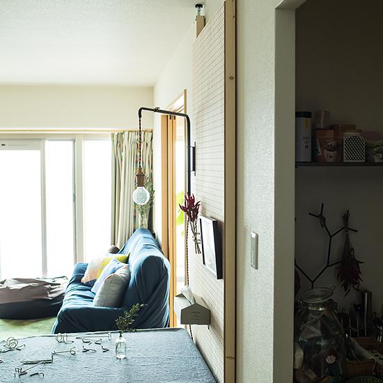 【灯りを楽しむ】第4話:賃貸住宅でも照明をもっと自由に!簡単DIYで壁に照明を取り付けてみよう