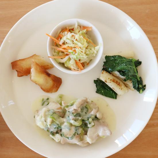 【クラシコムの社員食堂】アレッタ?深谷ネギ?はじめてみる野菜たちを調理するのは楽しい!