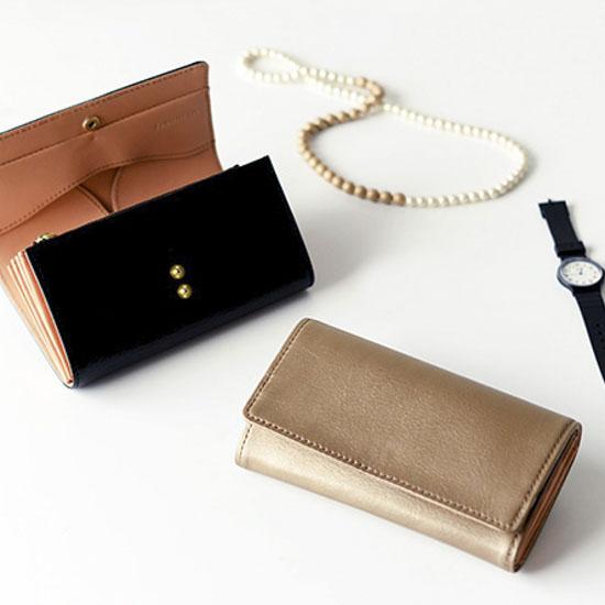 【新商品】たっぷり収納が嬉しい!あのPermanent Ageの長財布が当店別注カラーで登場です♪