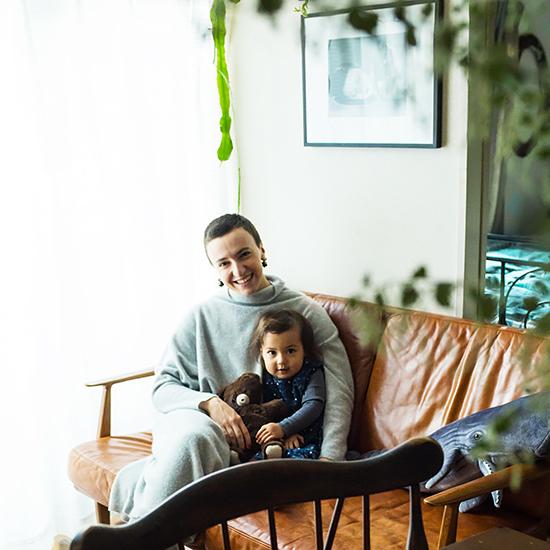 【インテリア特集】第1話:子どもも、大人も快適に過ごせる。親子で楽しむインテリア