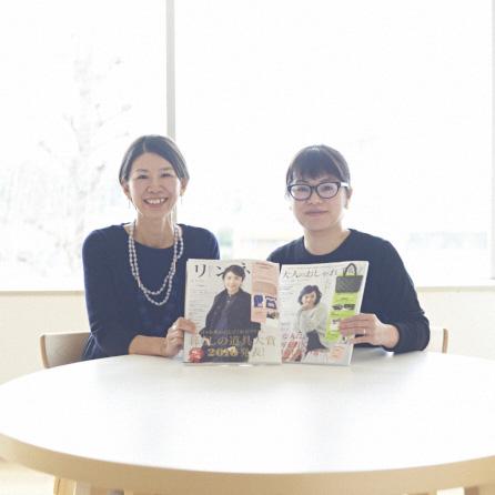 【クラシコムジャーナル】私たちも大好きな雑誌『リンネル』編集長 西山千香子さんとの対談、前編を公開しています