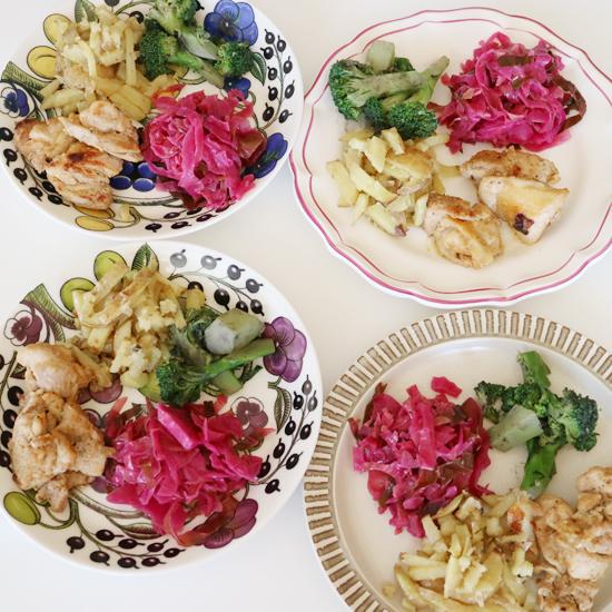 【クラシコムの社員食堂】ヤンソンさんの誘惑、ザワークラウトで北欧料理風のランチに!