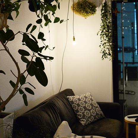 【店長コラム】賃貸マンション、12畳のLDKで間接照明をどう楽しむ?