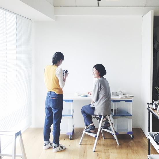 【今日のクラシコム】日々ドラマが生まれる?オフィスの片隅にある、スタジオでのひとコマ