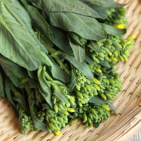 s_冬野菜の菜の花201401