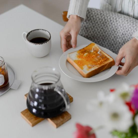 【Editor's talk】ある冬の朝。コーヒーと、ジャムとトーストと。